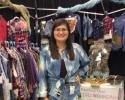 Model is at Made in Mississippi Show, Pearl, MS.