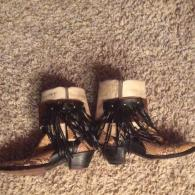 Wray Boots OOAK